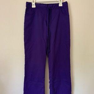 GREY'S ANATOMY Scrub Pants XS Petite